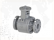 Metal seal ball float valve