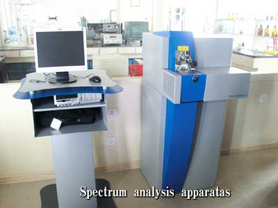 Floor Landed Direct Reading Spectrometer